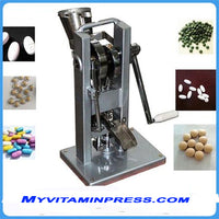 Manual Single punch tablet press/ pill press machine tdp0  special deal COLUMBUS DAY SPECIAL!!!!