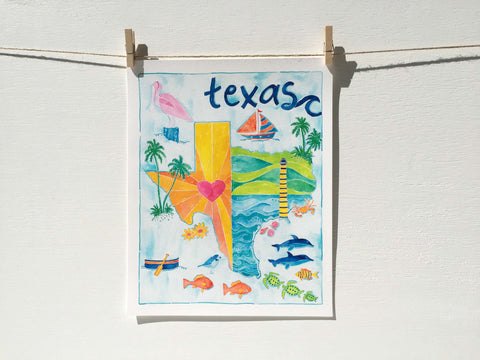 A Coastal Texas Project