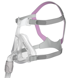 Resmed Quattro Air CPAP Full Face Mask for her