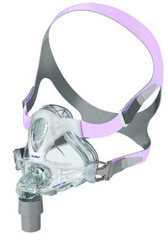 Resmed Quattro FX CPAP Full Face Mask for her