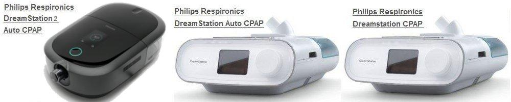 Respironics Cpaps and Bipaps