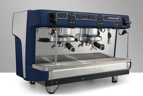 Faema 2 Group Prestige Plus Volumetric coming March