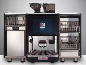 la cimbali s30 milk4 ps hot chocolate holiday sale special absolute espresso. Black Bedroom Furniture Sets. Home Design Ideas