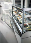 Diamond Pastry Case