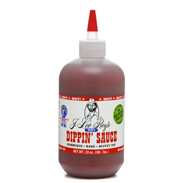 Hot Dippin' Sauce - 23oz Single Bottle
