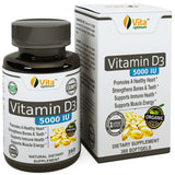 Fish Oil & Vitamin D3 (Combination Pack)
