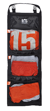KitKeepers Uniform Organizer Bag and Soccer Checklist Tag