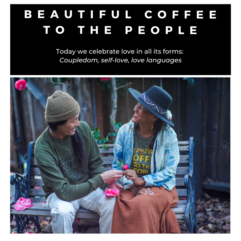 Beautiful Coffee To The People