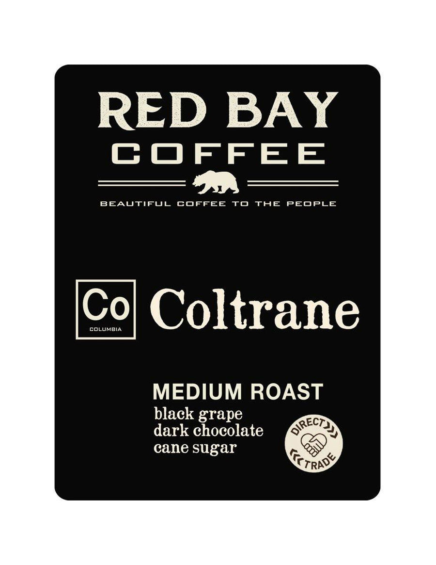 6 oz Ground Combo Pack #1 red-bay-coffee Coffee.