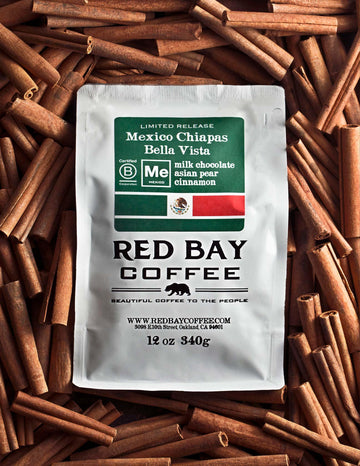 Limited Release - Mexico - Red Bay Coffee