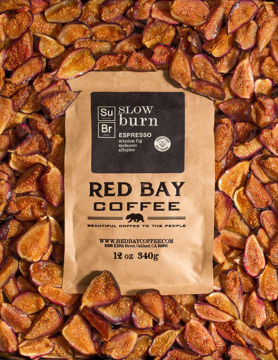 Samples of Red Bay Coffee