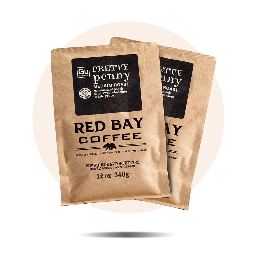 Samples of Red Bay Coffee for Home