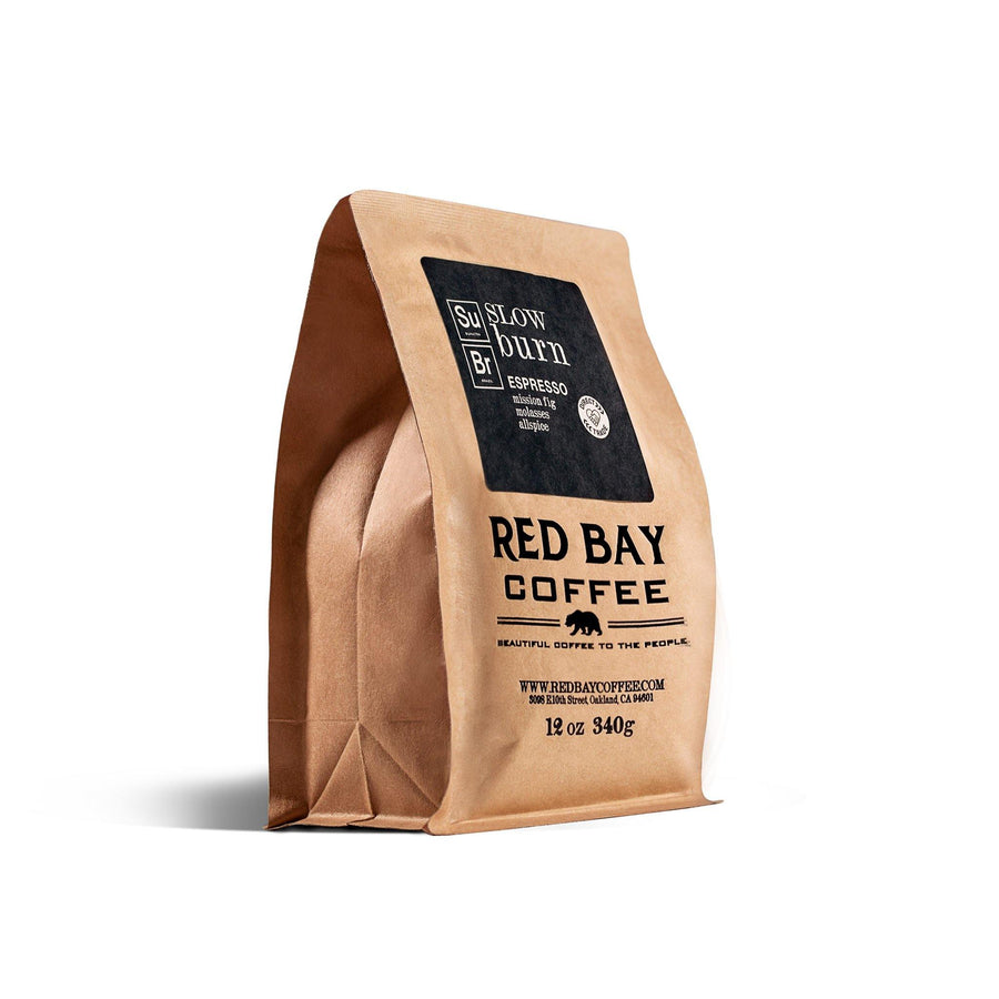 Slow Burn - Red Bay Coffee