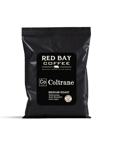Coltrane 6 oz Ground red-bay-coffee Coffee.