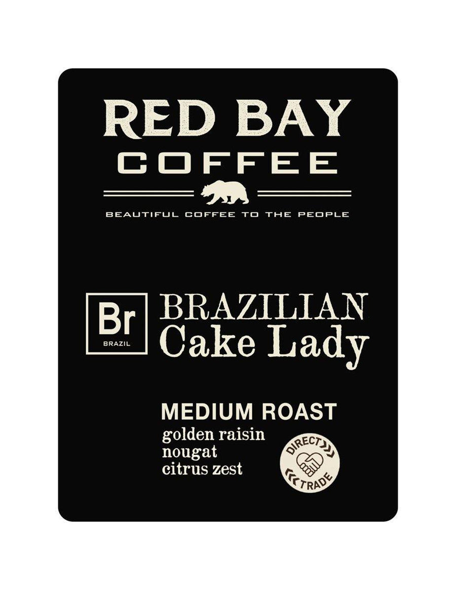 Combo Pack #2 red-bay-coffee Coffee