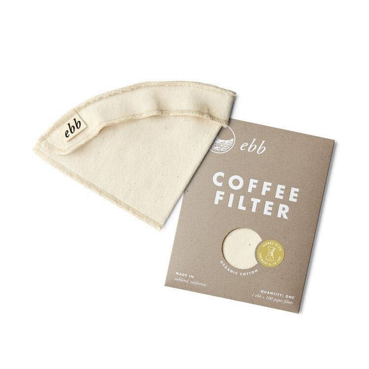Ebb Filter Compatible with Chemex® 6-10 Cup Brewer red-bay-coffee Merchandise.