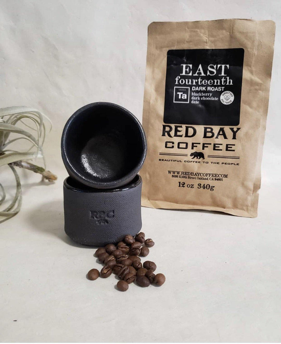 RBC Espresso Mug - Set - Red Bay Coffee