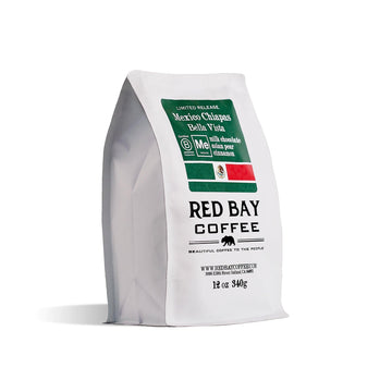 Limited Release - Mexico Chiapas Bella Vista - Red Bay Coffee