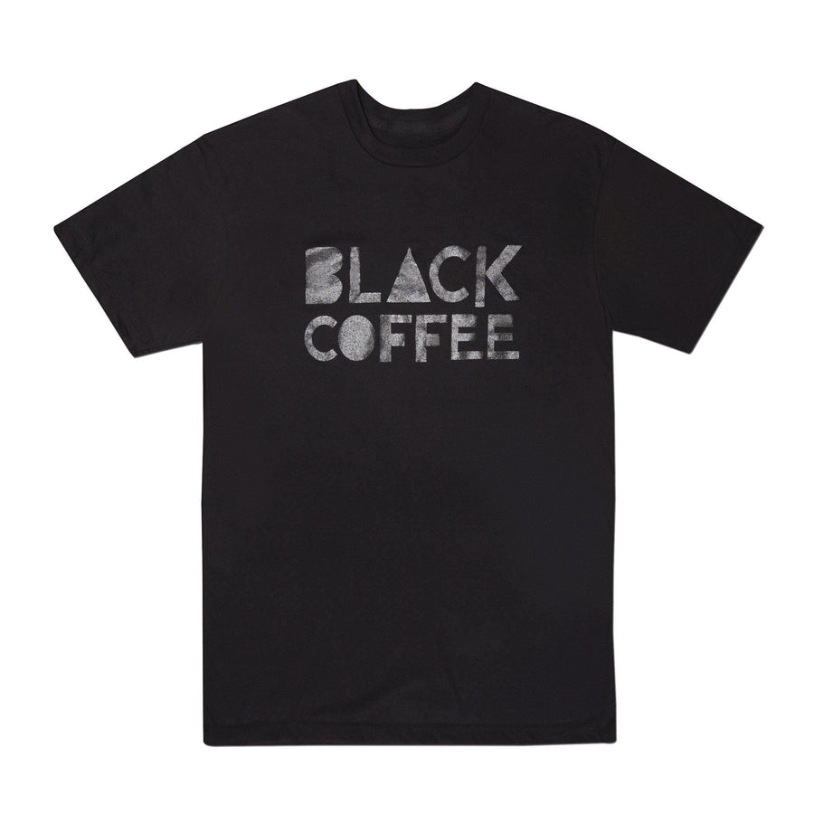 Unisex Tee - Black Coffee - Black red-bay-coffee Merchandise.