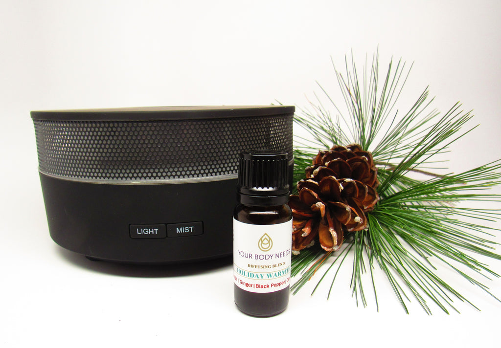 Amazing Benefits of Diffusing Essential Oils