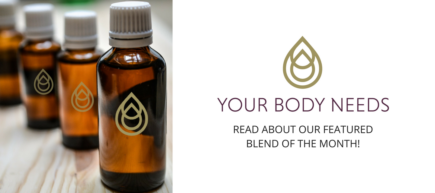 Your Body Needs Blend of the Month