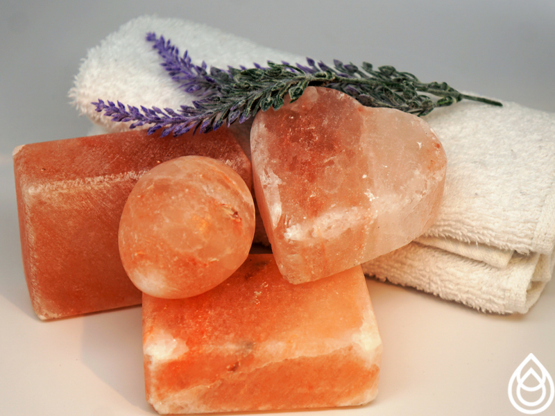 Hot Salt Stone Massage