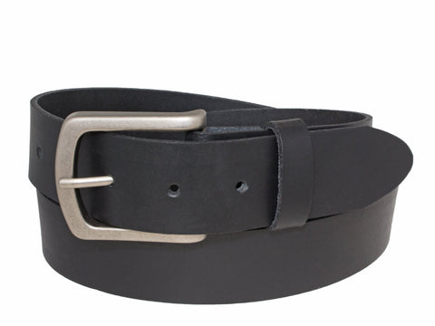 38mm Domed Work Belt with AN Harness Buckle