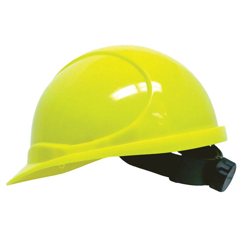 Casque de protection de type 2 - JAUNE