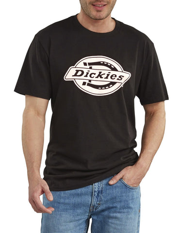 Dickies T-Shirt Graphique Coupe Relax à Manches Courtes WS46A - Gris