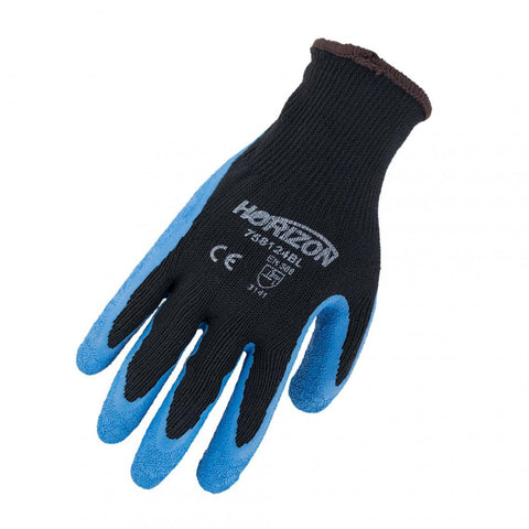 Gants enduits de latex texturé 758124B - Calibre 10