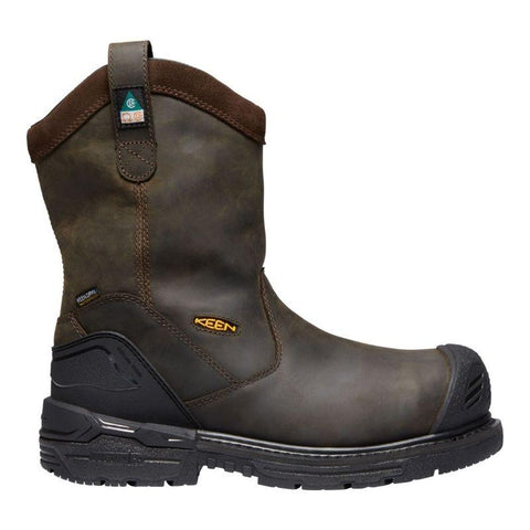 Keen Philadelphia Wellington Men's WP Composite Toe Work Boot - 1024217