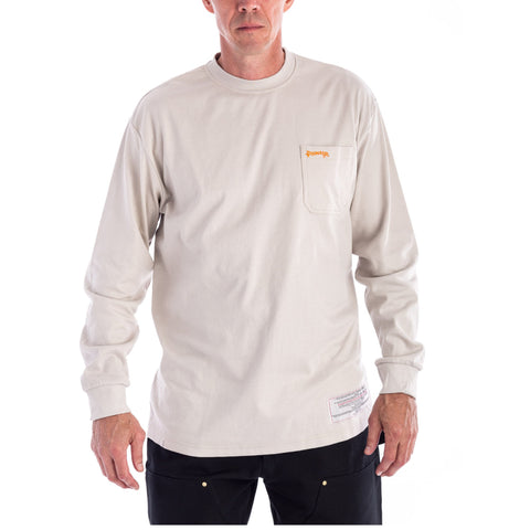 Pioneer FR Long Sleeve T-Shirt in grey