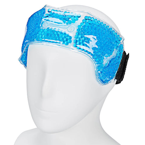 Hot Cold Therapy Wrap Pad for Migraine Headache