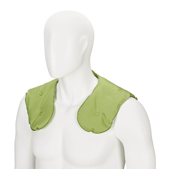 Cold-Heat Neck and Shoulder Wrap