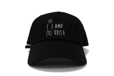"The ""Tequila"" Cap"