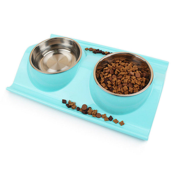 New Double-feeding Chihuahua Bowl