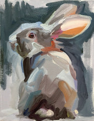 Acrylic Rabbit - Live-Stream