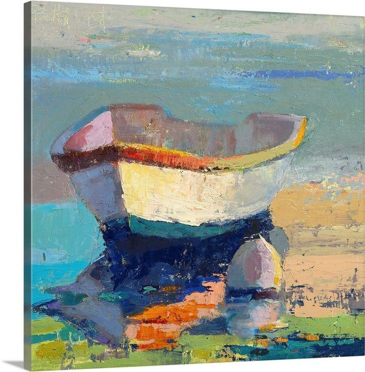In-Studio Acrylic Boat
