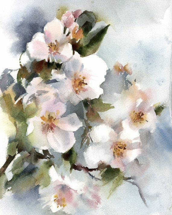 Almond Blossoms #2