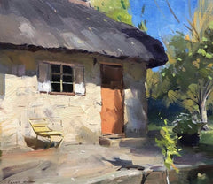 Acrylic Cottage - Live-Stream