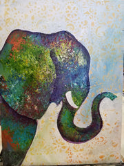Walk for Water Fundraiser - Elephant