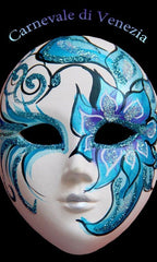 Paint a Mardi Gras Mask