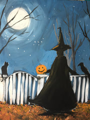 Open Paint/Halloween Paintings