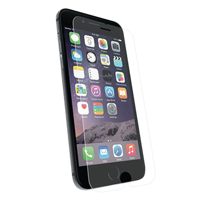 iPhone 6/6S Tempered Glass Screen Protector- Clear