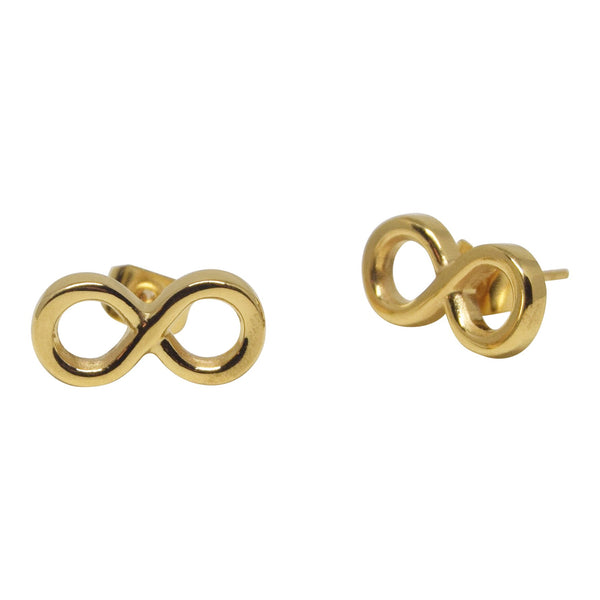 Infinite Hope Earrings - Gold