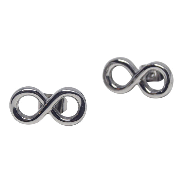 Infinite Hope Earrings - Silver