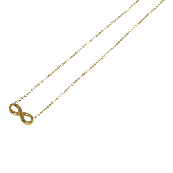 Infinite Hope Necklace - Gold