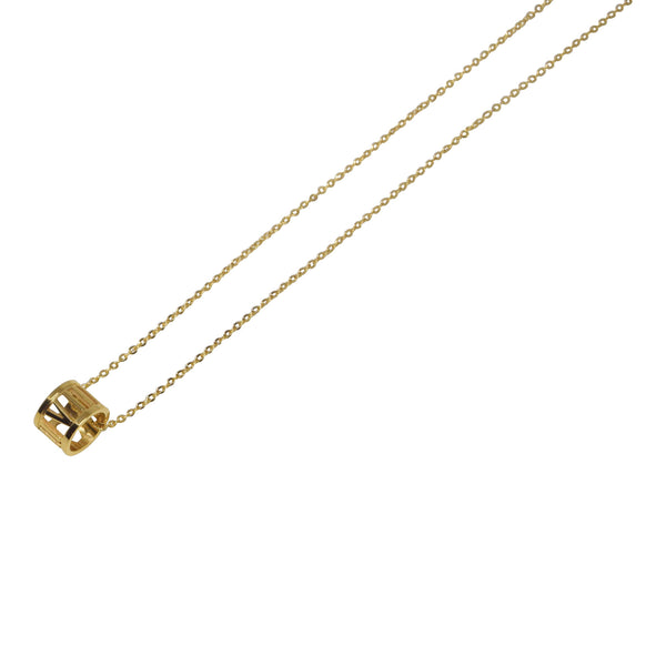 Roman XII Necklace - Gold