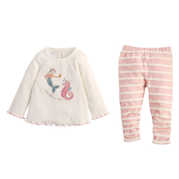 Mudpie Mermaid 2 Piece Set