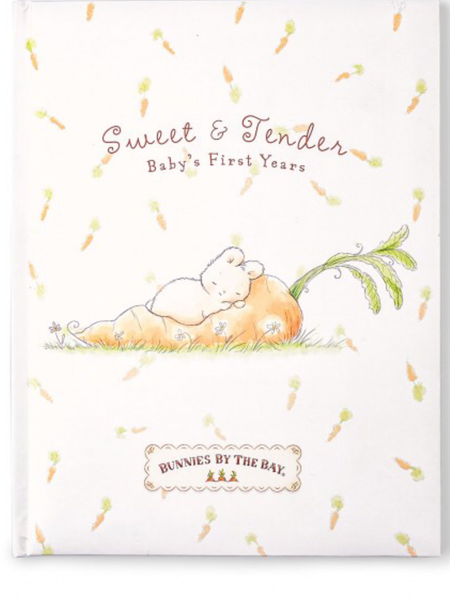 Bunnies By The Bay Baby Book